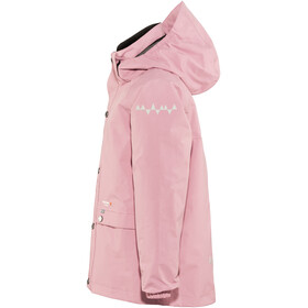 Isbjörn Kids Cyclone Hardshell Parka Dusty Pink